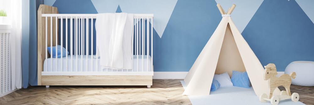 Fototapete für die Babyzimmer