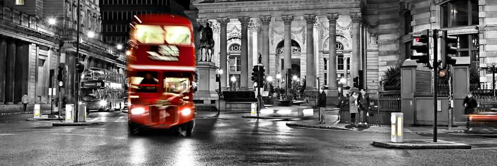 Tapete mit Bussen günstig online kaufen