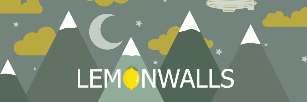 Lemonwalls Tapete