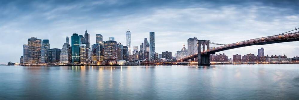 Fototapete von New York