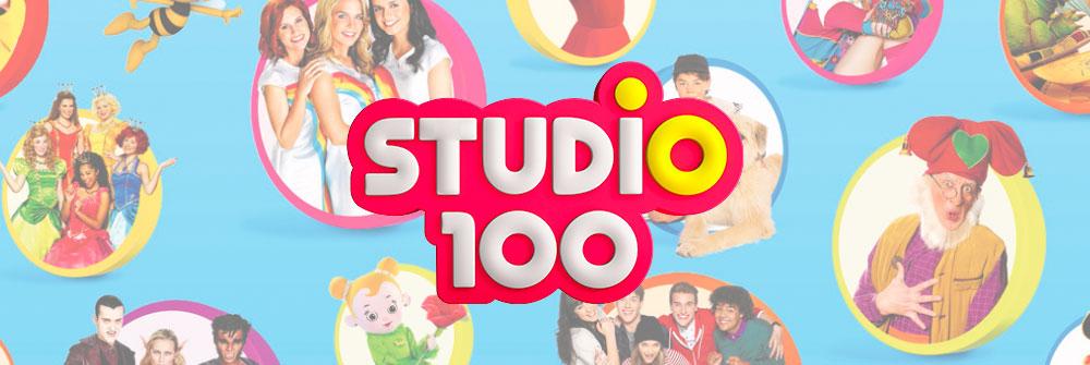 Fotobehang Studio 100
