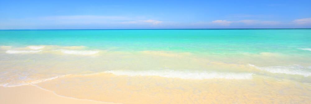 Tapete mit Ozean und Meer