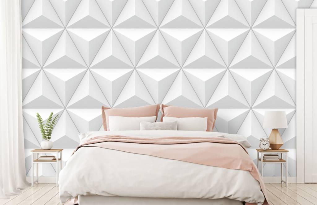 Andere Texturen und Oberflächen - 3D Dreiecke - Tagungsraum 1