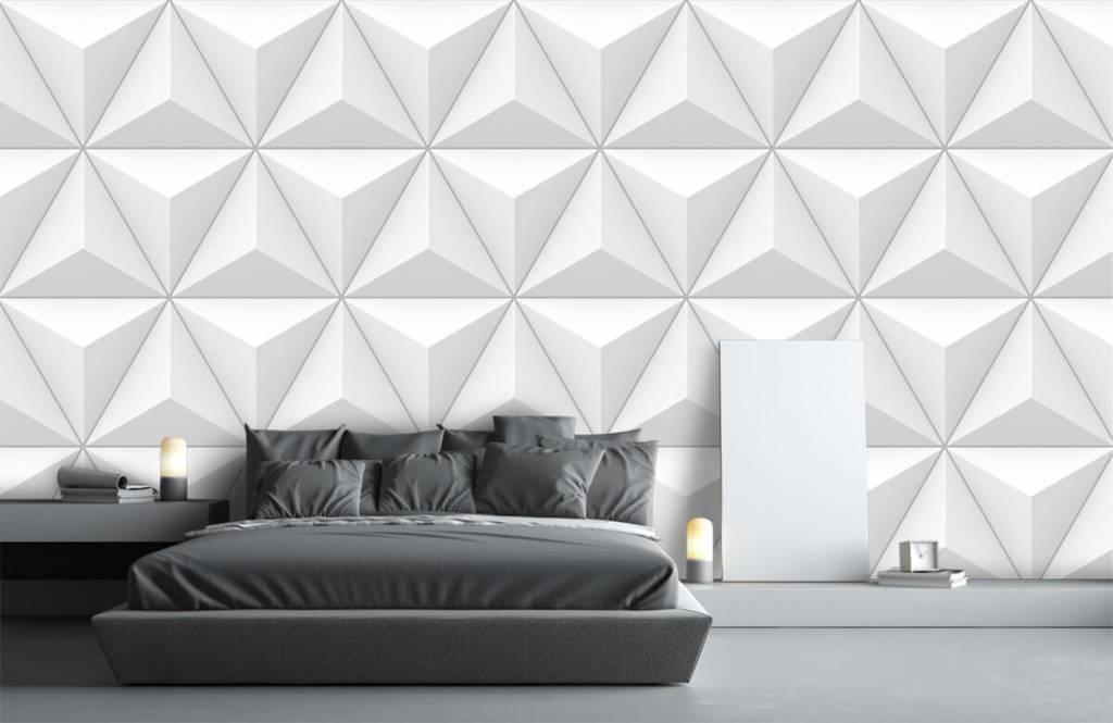 Andere Texturen und Oberflächen - 3D Dreiecke - Tagungsraum 2