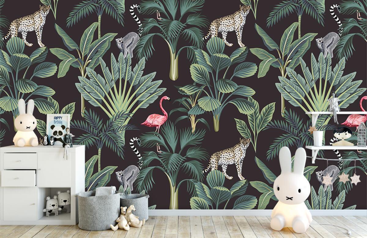 Tiere - Tropische Wildtiere - Jugendzimmer 4