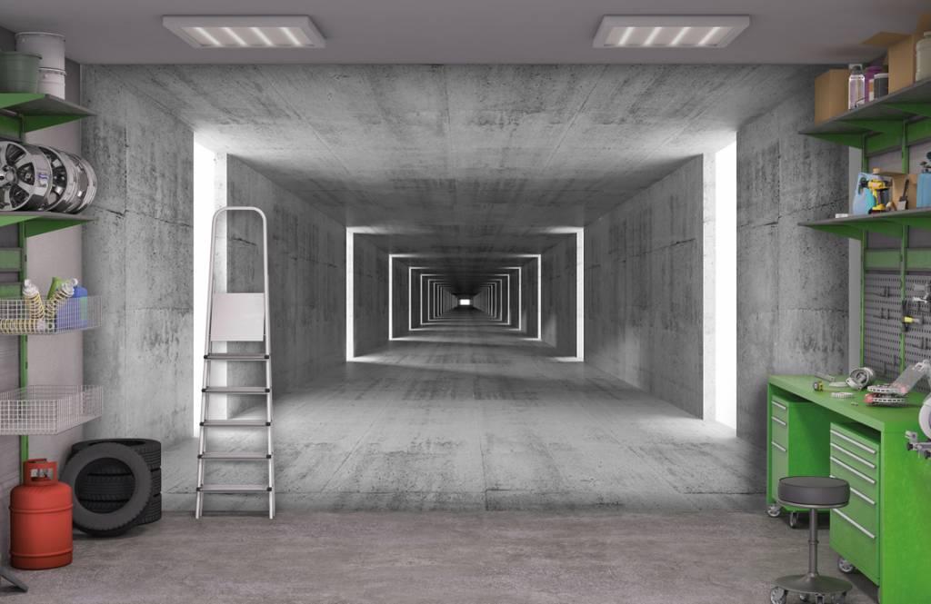Andere - Beton Tunnel - Büro 2