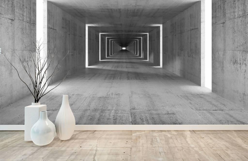 Andere - Beton Tunnel - Büro 9