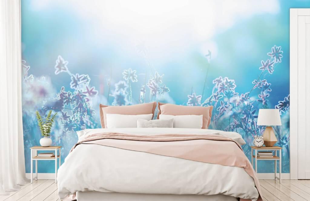 Blumenfelder - Frühling - Schlafzimmer 2