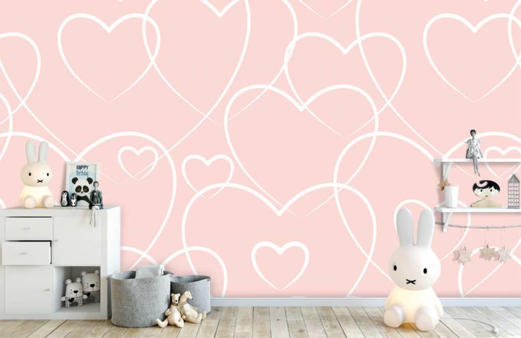 Andere - Luftige Herzen - Kinderzimmer 4