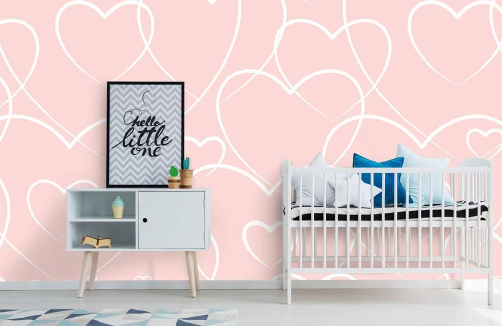 Andere - Luftige Herzen - Kinderzimmer 6
