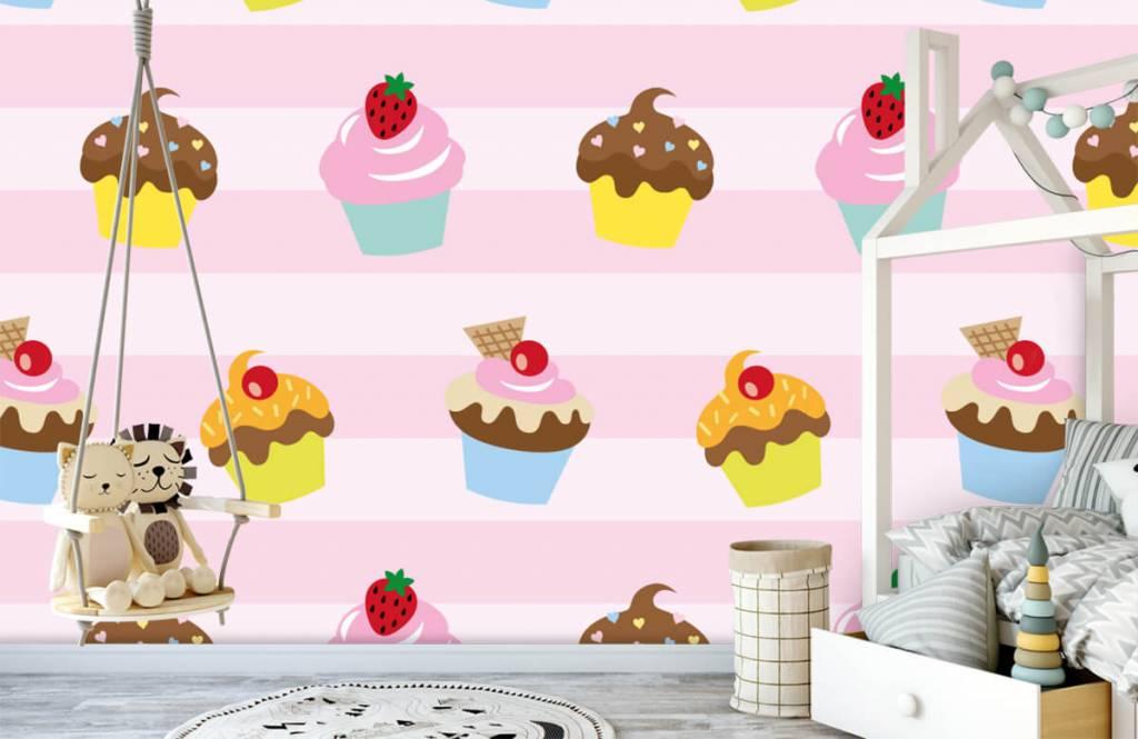 Andere - Cupcakes - Kinderzimmer 3