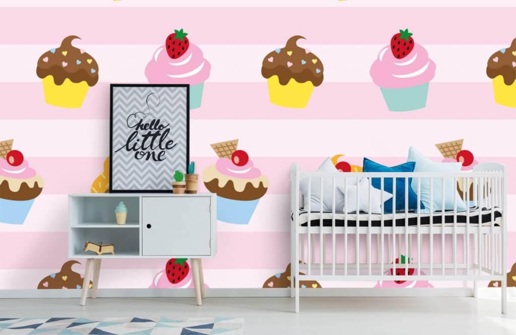 Andere - Cupcakes - Kinderzimmer 6