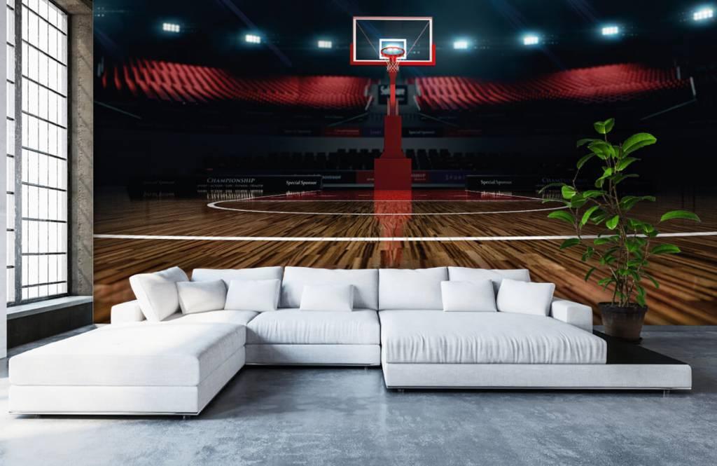 Andere - Basketballarena - Hobbyzimmer 6