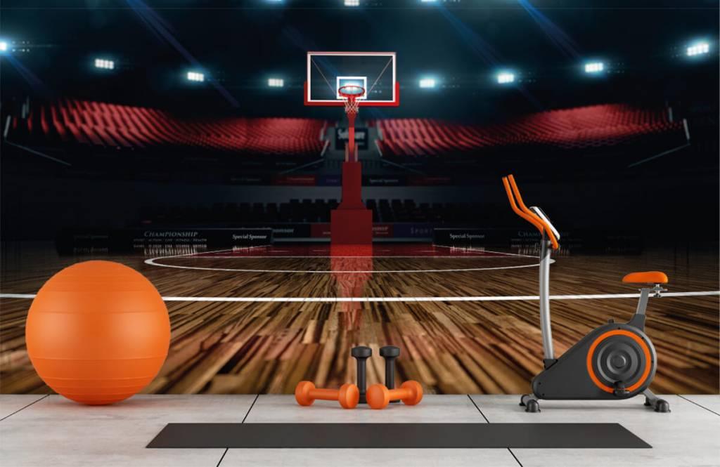 Andere - Basketballarena - Hobbyzimmer 9