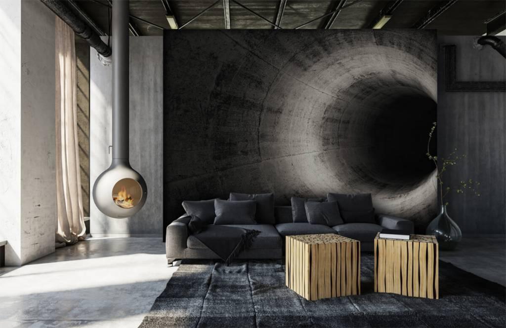 Andere - 3D Tunnel - Cumputerzimmer 1