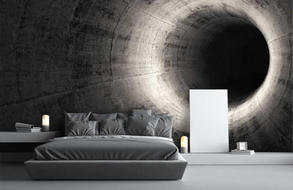 Andere - 3D Tunnel - Cumputerzimmer 3