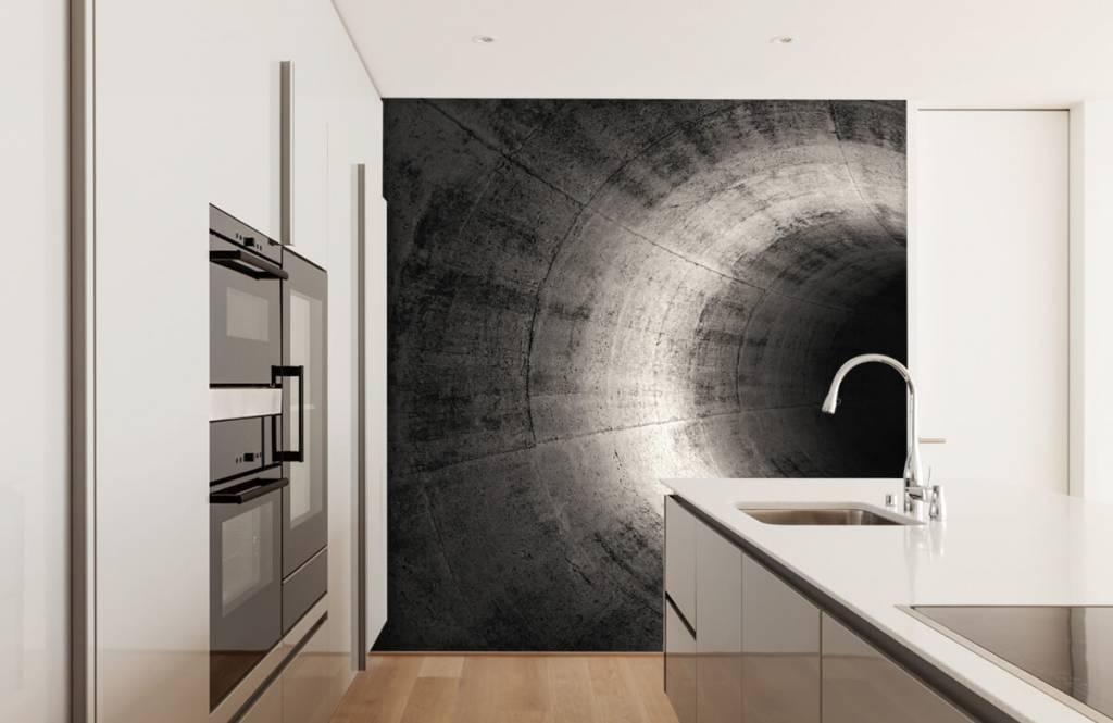 Andere - 3D Tunnel - Cumputerzimmer 4