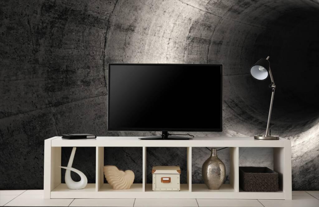 Andere - 3D Tunnel - Cumputerzimmer 5