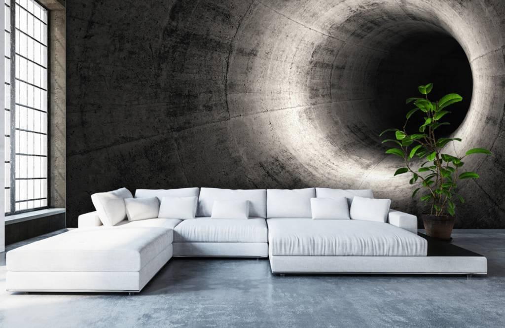 Andere - 3D Tunnel - Cumputerzimmer 6