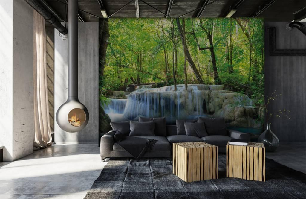 Wasserfälle - Exotischer Wasserfall - Schlafzimmer 7