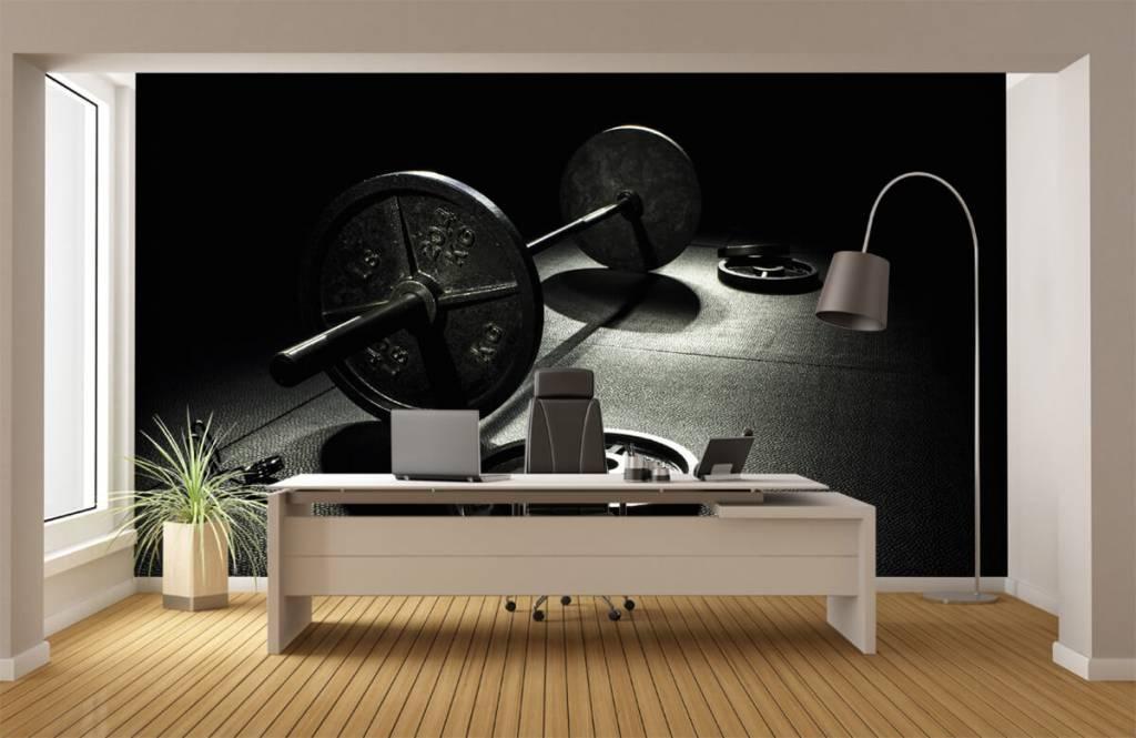 Fitness - Hantel mit Gewichten - Hobbyzimmer 7