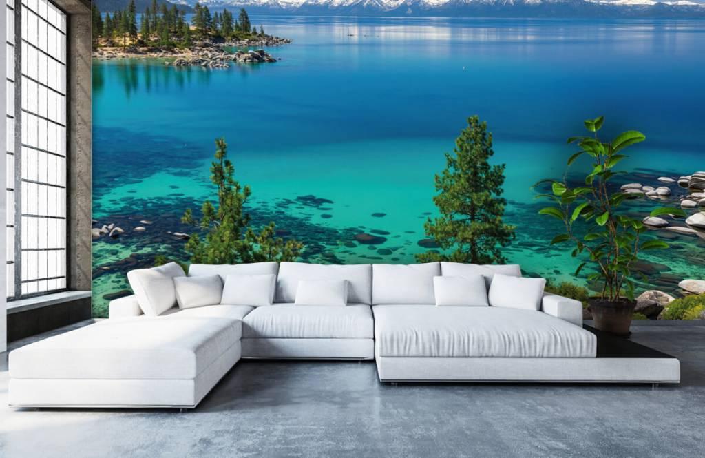 Seen und Gewässer - Klares Meer - Flur 5