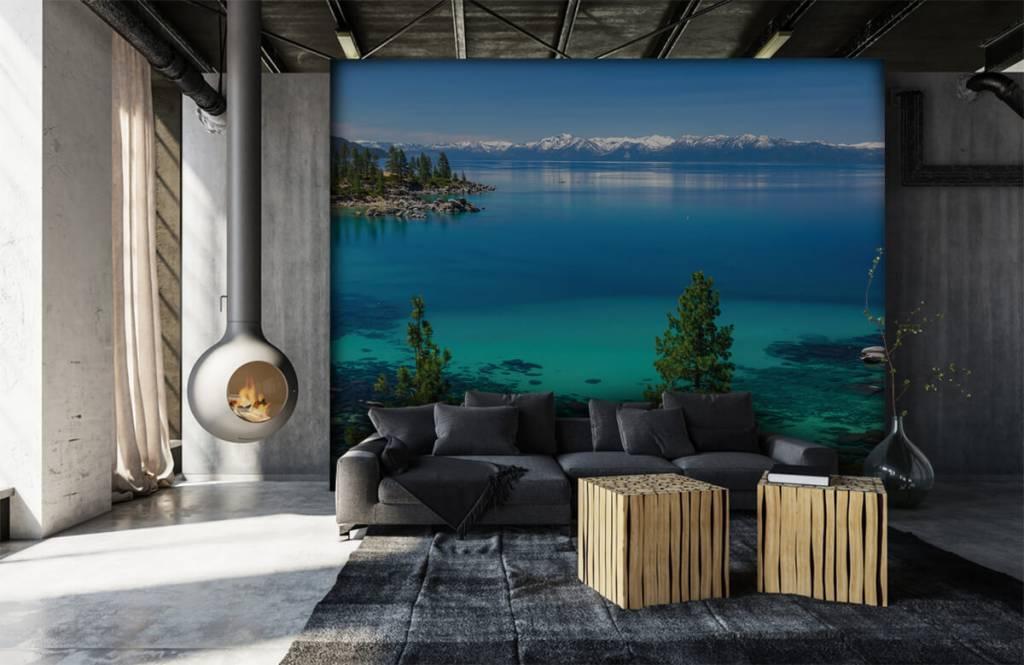 Seen und Gewässer - Klares Meer - Flur 6