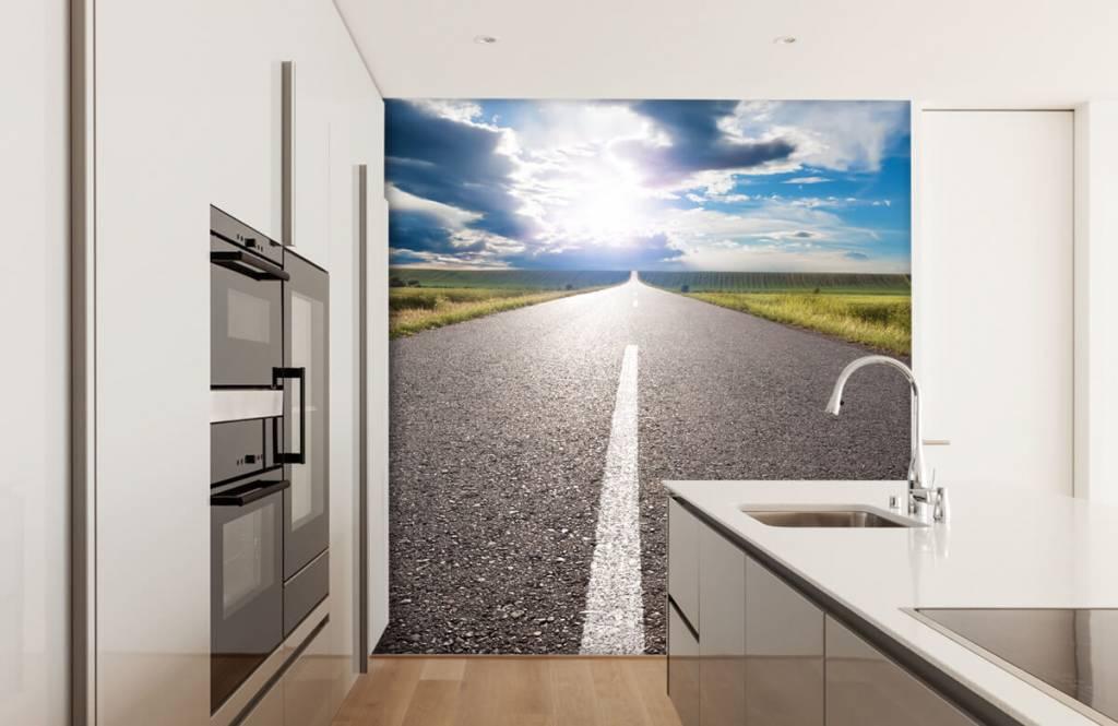 Straßen und Wege - Unendlicher Weg - Schlafzimmer 3