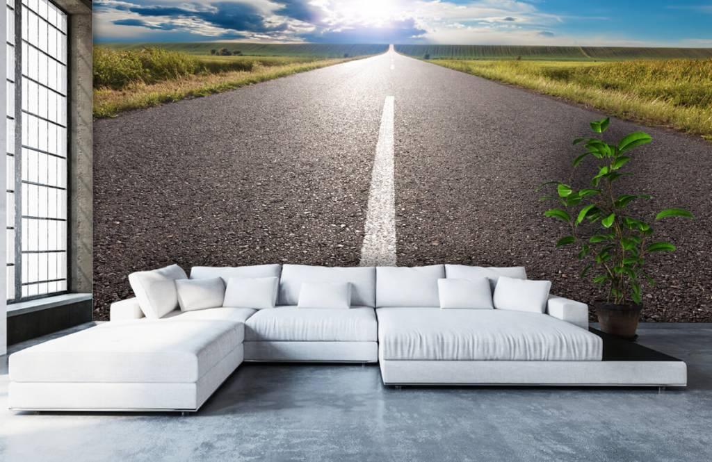 Straßen und Wege - Unendlicher Weg - Schlafzimmer 5
