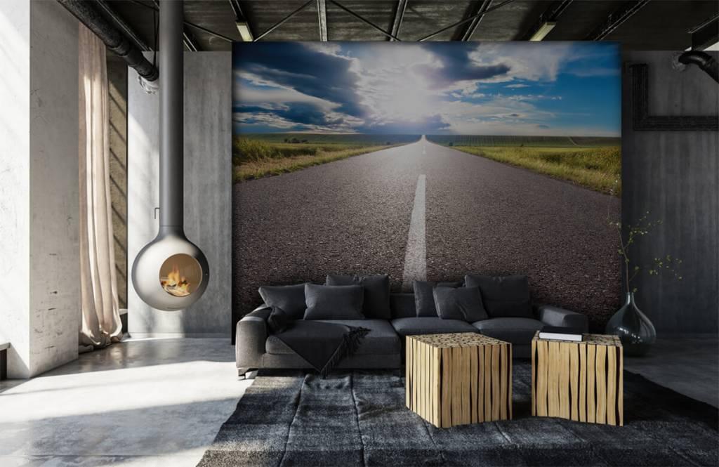 Straßen und Wege - Unendlicher Weg - Schlafzimmer 6