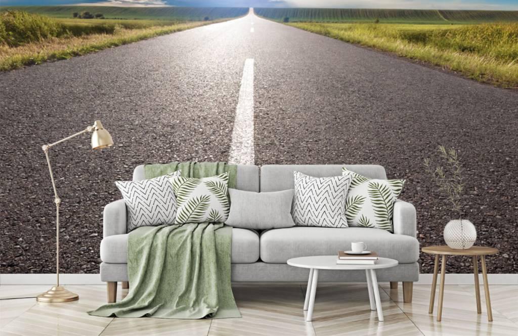 Straßen und Wege - Unendlicher Weg - Schlafzimmer 7