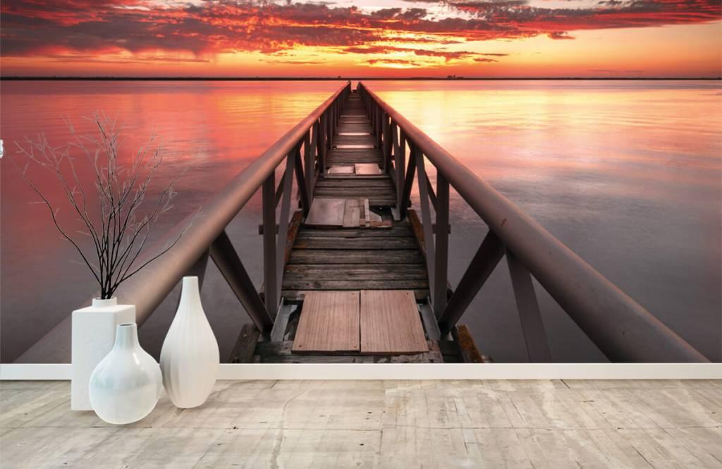 Seen und Gewässer - Alter Pier - Kantine 8