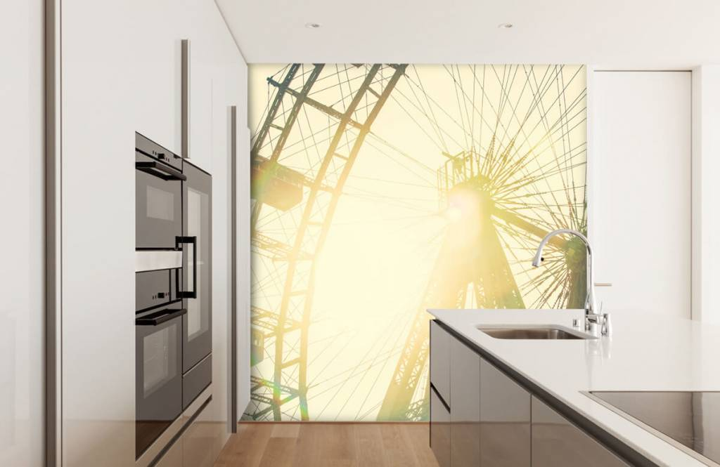 Architektur - Riesenrad - Schlafzimmer 3