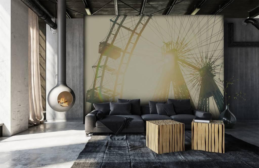 Architektur - Riesenrad - Schlafzimmer 5