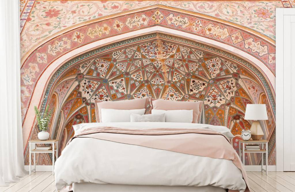 Denkmäler - Indische Kunst - Schlafzimmer 1
