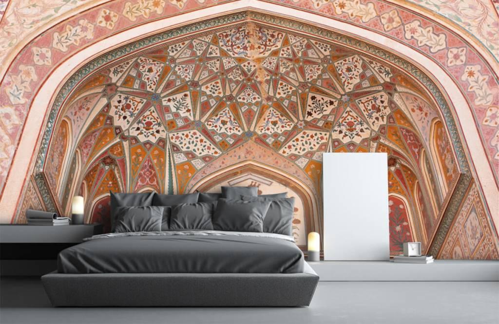 Denkmäler - Indische Kunst - Schlafzimmer 2