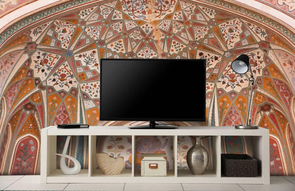 Denkmäler - Indische Kunst - Schlafzimmer 4
