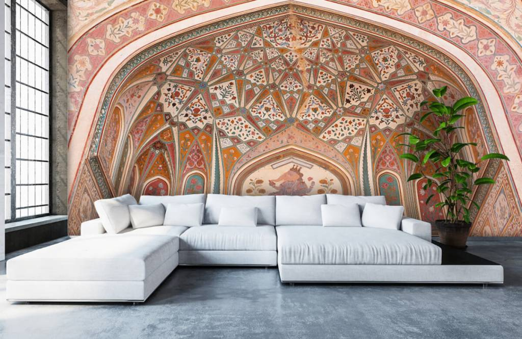 Denkmäler - Indische Kunst - Schlafzimmer 5