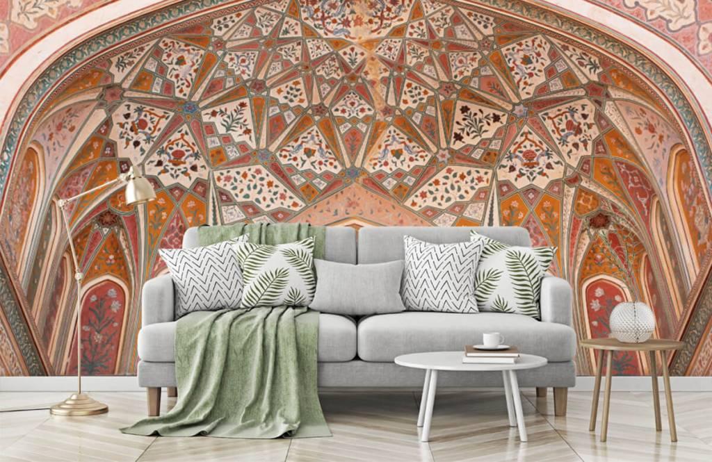 Denkmäler - Indische Kunst - Schlafzimmer 7