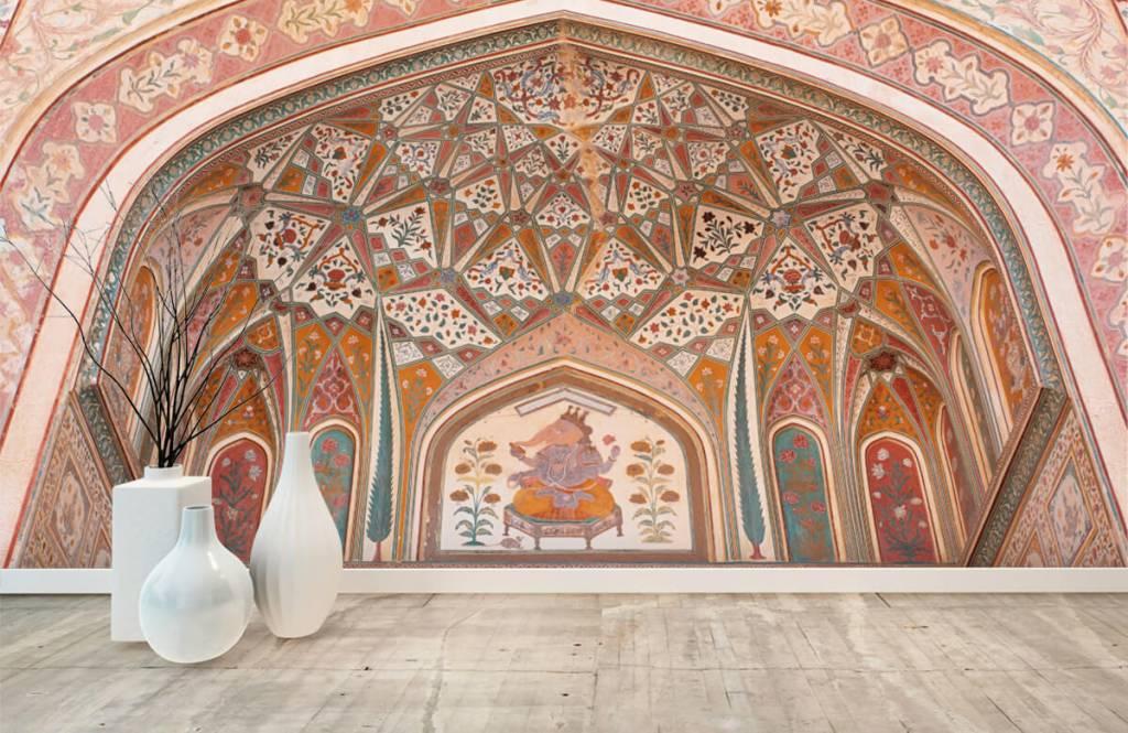 Denkmäler - Indische Kunst - Schlafzimmer 8