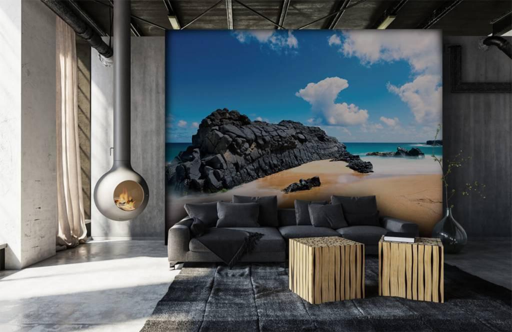 Strand Tapete - Strand auf Hawaii - Wohnzimmer 6