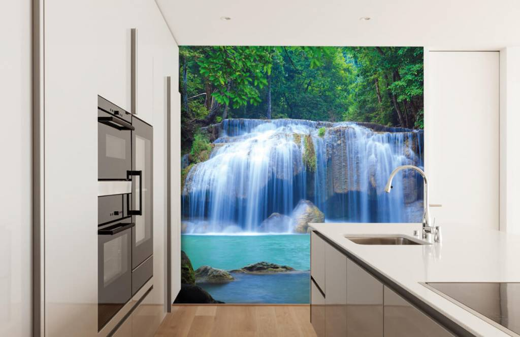 Wasserfälle - Atemberaubender Wasserfall - Schlafzimmer 4