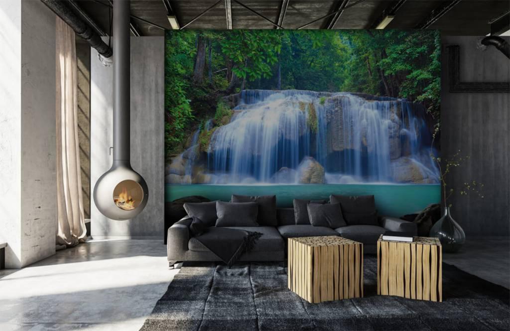 Wasserfälle - Atemberaubender Wasserfall - Schlafzimmer 6