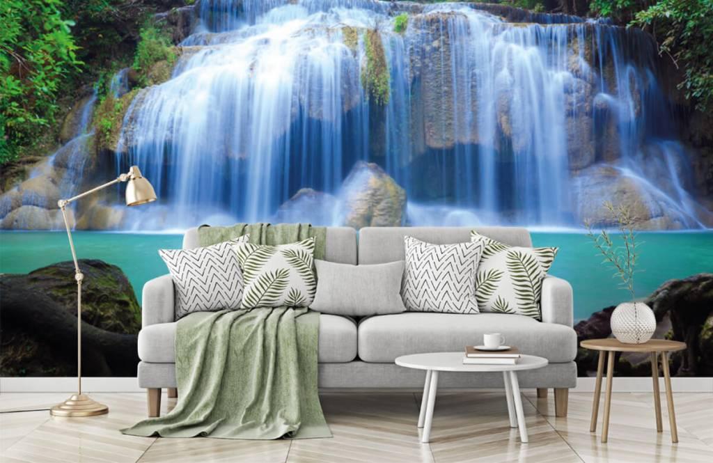 Wasserfälle - Atemberaubender Wasserfall - Schlafzimmer 7