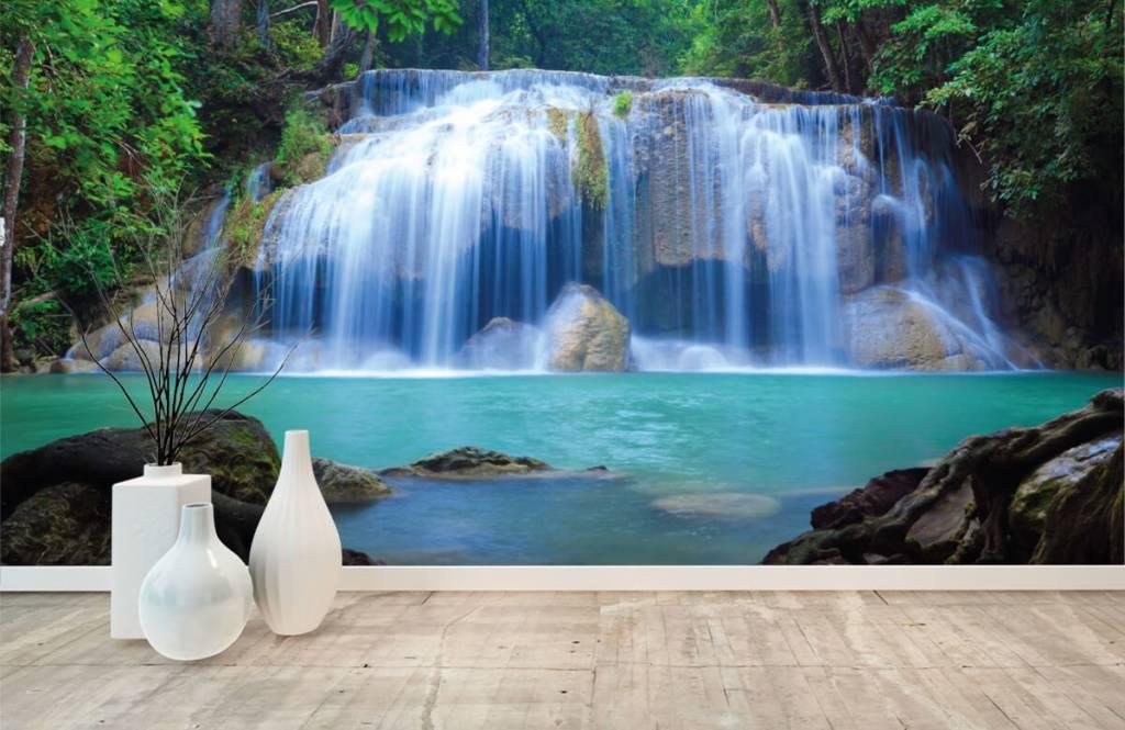 Wasserfälle - Atemberaubender Wasserfall - Schlafzimmer 8
