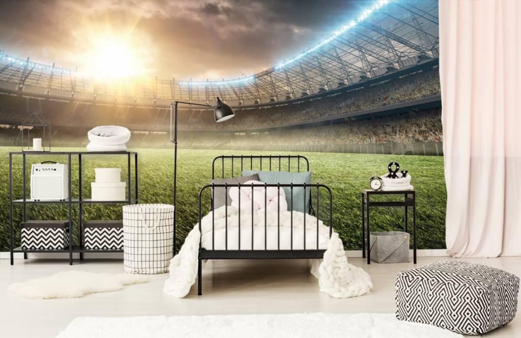 Stadien - Fußballstadion - Kinderzimmer 2
