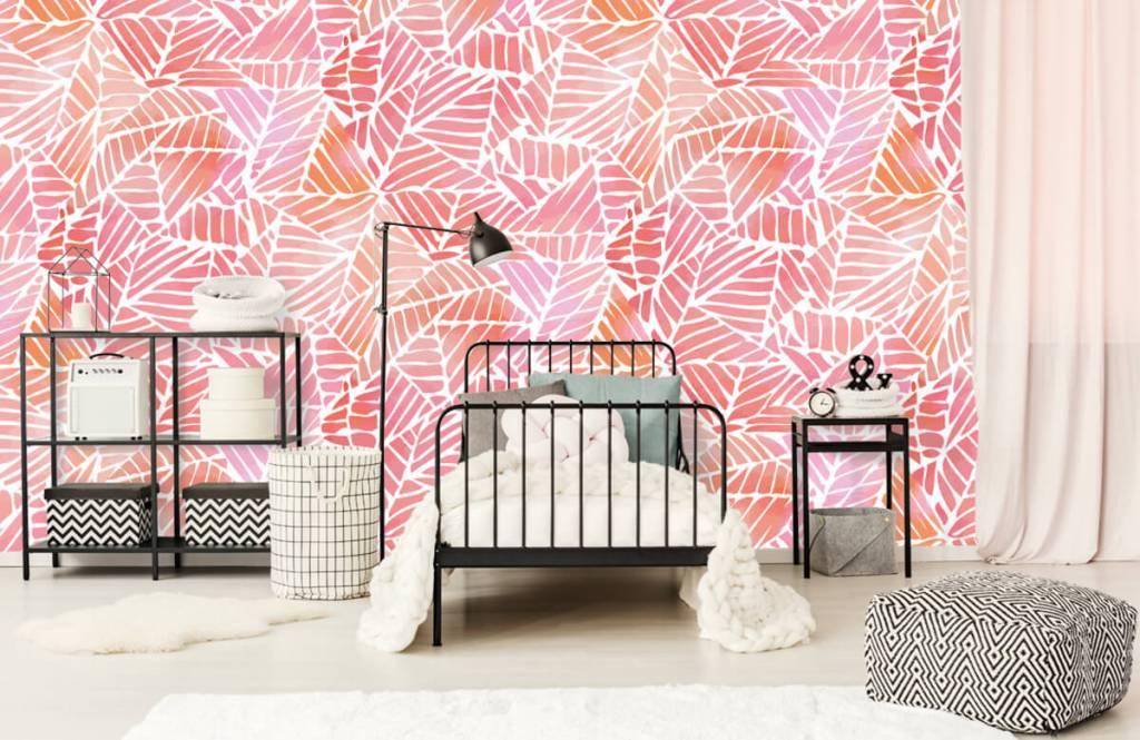 Andere - Aquarell Muster - Kinderzimmer 1