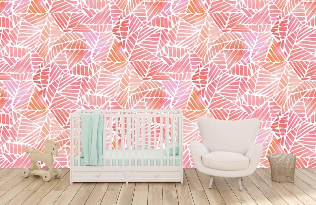 Andere - Aquarell Muster - Kinderzimmer 5