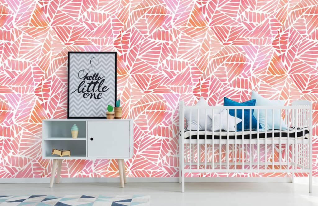 Andere - Aquarell Muster - Kinderzimmer 6