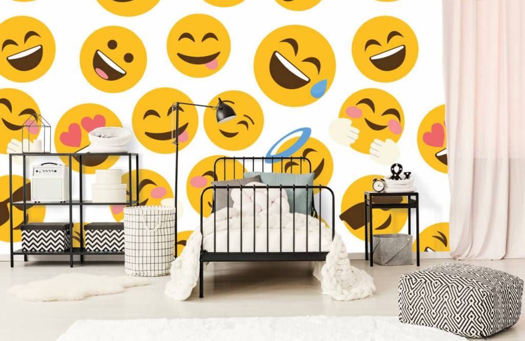 Andere - Emojis - Kinderzimmer 2
